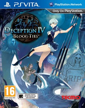 Deception IV Blood Ties (PS Vita)