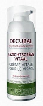 Decubal Gezichtscreme Vitaal 50ml
