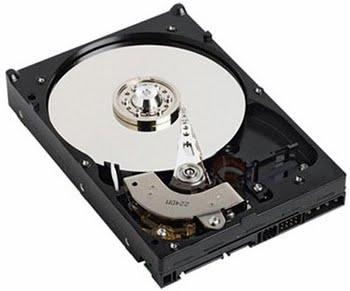 DELL 1TB SATA 1000GB SATA III interne harde schijf