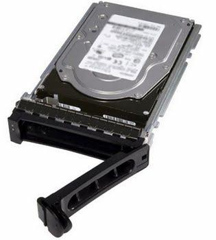 DELL 600GB SAS 600GB SAS interne harde schijf