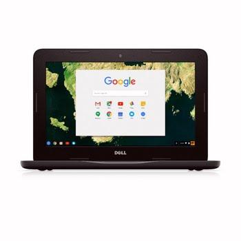 "DELL Chromebook 3180 1.6GHz N3060 11.6"" 1366 x 768Pixels Zwart Chromebook"