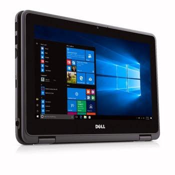 """DELL Latitude 3189 1.10GHz N4200 11.6"""" 1366 x 768Pixels Touchscreen Zwart Hybride (2-in-1)"""