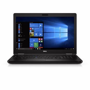 "DELL Latitude 5580 2.60GHz i5-7300U 15.6"" 1366 x 768Pixels Zwart Notebook"