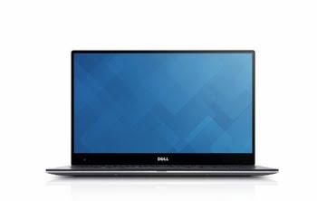 """DELL XPS 9360 2.7GHz i7-7500U 13.3"""" 3200 x 1800Pixels Touchscreen Zwart, Zilver"""