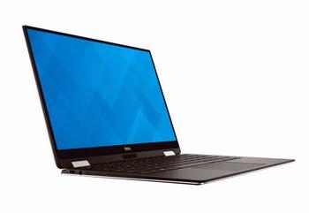 "DELL XPS 9365 1.30GHz i7-7Y75 13.3"" 3200 x 1800Pixels Touchscreen Zwart, Zilver Hybride (2-in-1)"