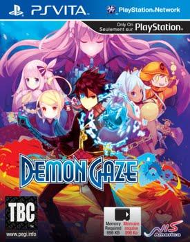 Demon Gaze (PS Vita)