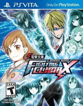 Dengeki Bunko Fighting Climax (PS Vita)