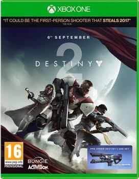 Destiny 2 (+ Pre-order Bonus) (Xbox One)
