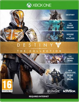 Destiny The Collection (inclusief pre-order DLC) (Xbox One)