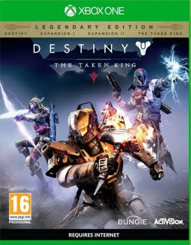 Destiny the Taken King Legendary Edition (Xbox One)