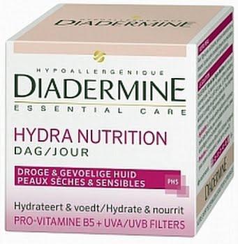 Diadermine Dagcreme Hydra Nutrition 50ml