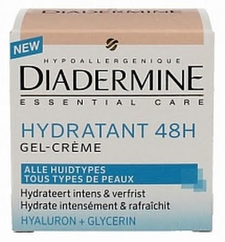Diadermine Hydraterende Gelcreme 48h 50ml