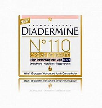 Diadermine Nachtcreme De La Beaute 50ml
