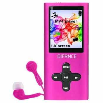 Difrnce MP1851 4GB Roze