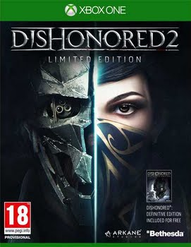 Dishonored 2 (Limited Edition) (+ Pre-order Bonus) (Xbox One)
