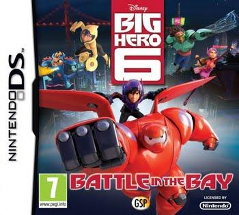 Disney Big Hero 6 (Nintendo DS)