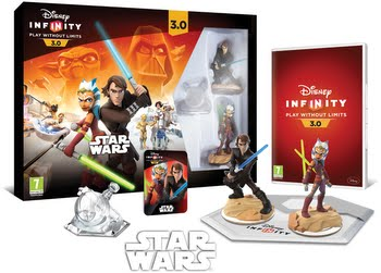 Disney Infinity 3.0 Star Wars Starter Pack (Xbox One)