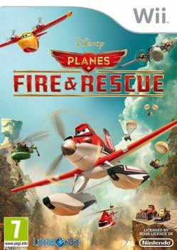 Disney Planes: Fire & Rescue (Nintendo Wii)