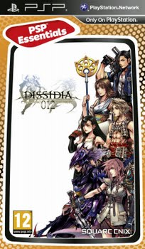 Dissidia 012 Final Fantasy (essentials) (Sony PSP)