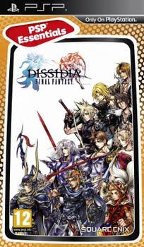 DISSIDIA Final Fantasy (essentials) (Sony PSP)