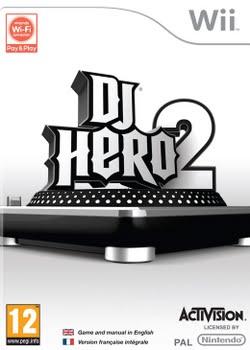 DJ Hero 2 (Software Only) (Nintendo Wii)