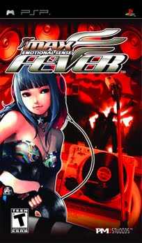 DJ Max Fever (Sony PSP)