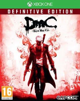 DMC Devil May Cry Definitive Edition (Xbox One)