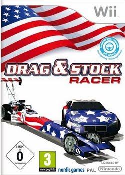 Drag & Stock Racer (Nintendo Wii)