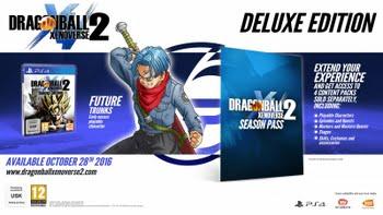 Dragon Ball Xenoverse 2 Deluxe Edition (+ Pre-order DLC) (Xbox One)