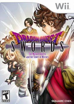 Dragon Quest Swords (Nintendo Wii)