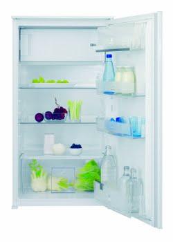 Electrolux ERN1701FOW Ingebouwd 169l A+ Wit combi-koelkast