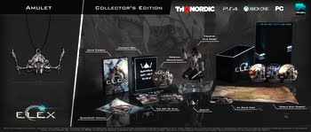 Elex (Collector Edition) (Xbox One)