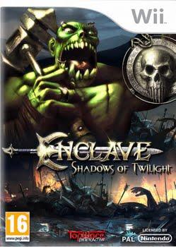 Enclave Shadows of Twilight (Nintendo Wii)
