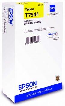 Epson C13T754440 Geel inktcartridge
