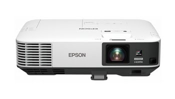 Epson EB-2155W Desktopprojector 5000ANSI lumens 3LCD WXGA (1280x800) Wit beamer/projector