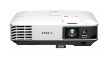 Epson EB-2165W Desktopprojector 5500ANSI lumens 3LCD WXGA (1280x800) Wit beamer/projector