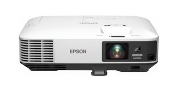 Epson EB-2255U Desktopprojector 5000ANSI lumens 3LCD WUXGA (1920x1200) Wit beamer/projector