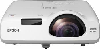 Epson EB-525W 2800ANSI lumens 3LCD WXGA (1280x800) Wit beamer/projector