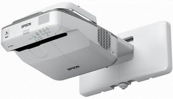 Epson EB-670 Projector met wandmontage 3100ANSI lumens 3LCD XGA (1024x768) Grijs, Wit beamer/projector