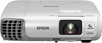 Epson EB-965H Desktopprojector 3500ANSI lumens 3LCD XGA (1024x768) Wit beamer/projector