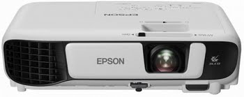 Epson EB-S41 Desktopprojector 3300ANSI lumens 3LCD SVGA (800x600) Wit beamer/projector