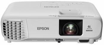 Epson EB-U05 Desktopprojector 3400ANSI lumens 3LCD WUXGA (1920x1200) Wit beamer/projector