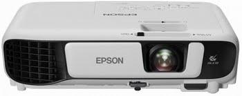 Epson EB-W42 Draagbare projector 3600ANSI lumens 3LCD WXGA (1280x800) Zwart, Wit beamer/projector