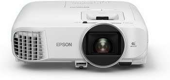Epson EH-TW5600 Desktopprojector 2500ANSI lumens 3LCD 1080p (1920x1080) 3D Wit beamer/projector
