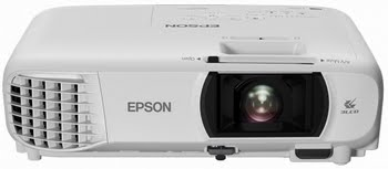 Epson EH-TW610 Draagbare projector 3000ANSI lumens 3LCD 1080p (1920x1080) Wit beamer/projector