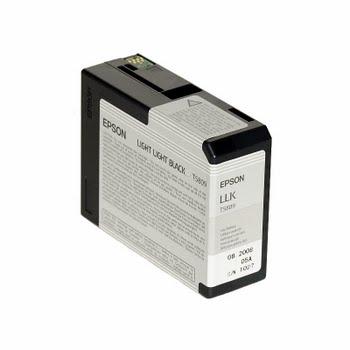 Epson T580900 Grey Ink Cartridge (grijs) C13T580900