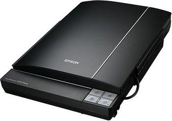 Epson V370 Flatbed scanner 4800 х 4800DPI A4 Zwart