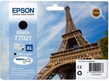 Epson WP4000/4500 Series Ink Cartridge XL Black 2.4k
