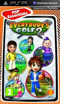 Everybody's Golf 2 (essentials) (Sony PSP)