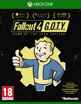Fallout 4: Game of the Year Edition (Xbox One)